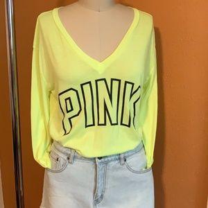 Pink Tee  - 💚